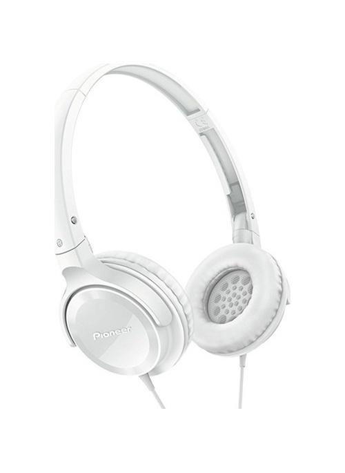 Standart Pioneer SE-MJ512-W Kulaküstü Kulaklık